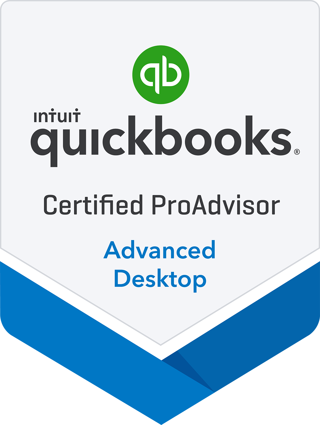QuickBooks Certified ProAdvisor - QuickBooks Desktop Advanced Certification